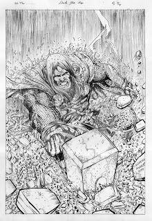 Gleidson Araujo: Thor