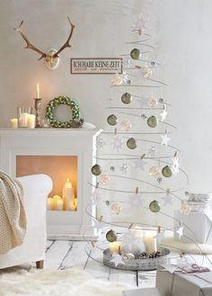 Minimalistische Weihnachtstrends: Farben, Deko und tolle Ideen