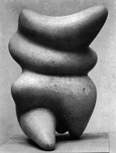 Jean Arp, Pre-Adamic Torso, 1938
