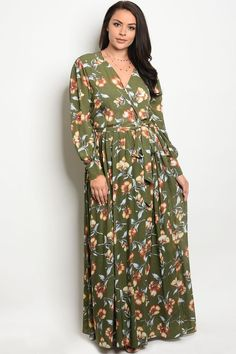 Plus size long sleeve printed chiffon maxi dress http://style-your-curves.com/products/wfs-d18220p5x-id-34075?utm_campaign=crowdfire&utm_content=crowdfire&utm_medium=social&utm_source=pinterest