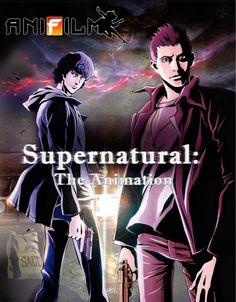 Сверхъестественное Supernatural: The Animation