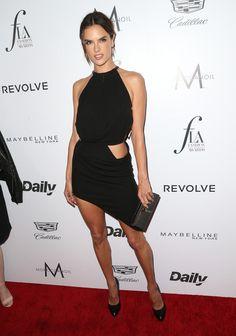 Alessandra Ambrosio Photos - The Daily Front Row 'Fashion Los Angeles Awards' 2016 - Arrivals - Zimbio