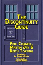 The Discontinuity Guide (MonkeyBrain, 2004, edited by me, Martin Day, Keith Topping).