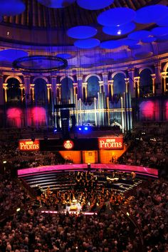 BBC Proms 2012 at Royal Albert Hall #Proms #BBC #RoyalAlbertHall