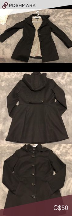 Le chateau dress coat Excellent condition, only worn twice. **cat friendly, smoke free home** Offers welcome le chateau Jackets & Coats Trench Coats Plus Fashion, Fashion Tips, Fashion Trends, Coat Dress, Trench Coats, Jackets For Women, Smoke Free, Cat, Closet