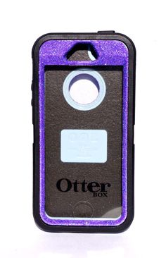 Otterbox Case iPhone 5/5s Glitter Cute Sparkly by NaughtyWoman, $52.99