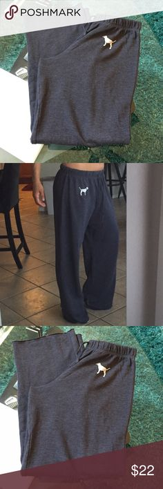 PINK Boyfriend Sweatpants Great condition PINK boyfriend Sweatpants size M PINK Victoria's Secret Intimates & Sleepwear