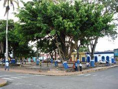 El Palmar, Plaza Bolívar, Venezuela
