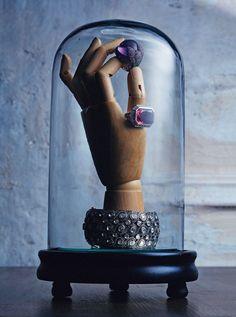 Съемка AD: Кунсткамера #fashion #jewellery #jewelry #style