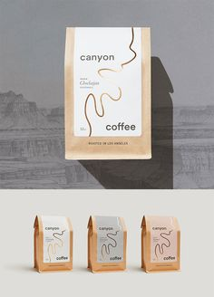 coffee branding Showcase of Creative Packaging Designs for Coffee Brands Coffee Packaging, Coffee Labels, Retail Packaging, Coffee Branding, Coffee Photography, Branding Design, Design Packaging, Identity Branding, Corporate Design