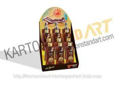 Masaüstü karton stand, tezgahüstü karton stand, kasaönü karton stand www.kartonstandart.com (ID#676728): satış, İstanbul'daki fiyat
