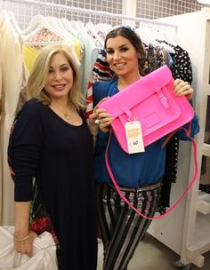 BLOG: read about super stylists Brix Smith-Start and Grace Woodward on the #Oxfam Fashion blog