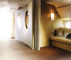 Lounging at 30,000ft: Bespoke Jet Interiors - Page 5 | Luxury Insider - The Online Luxury Magazine
