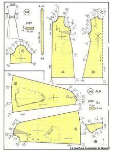 Risultati immagini per patrons lutterloh Pattern Cutting, Pattern Making, Vintage Sewing Patterns, Clothing Patterns, Kimono Pattern, Dress Making Patterns, Pattern Drafting, Sewing Clothes, Google Images