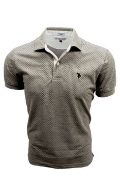 US POLO Men's Polo Shirts