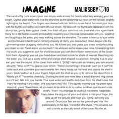 Imagine: Harry Styles >>> can you not