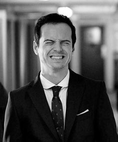 Moriarty's smile