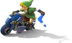Mario Kart 8 Deluxe new Link official artwork | #MK8 #MK8D #NintendoSwitch