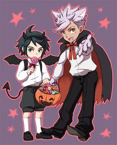 Mobile Suit Gundam: Iron Blooded Orphans Wey como adoro a estos dos de pequeños