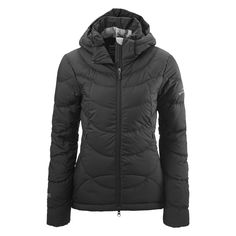 Buy Women's Goose Down Hooded Jacket v5 - Black online at Kathmandu