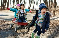 Outerwear for Babies, Toddlers & Active Kids Stuff To Do, Activities For Kids, Baby Strollers, Kids Fashion, Hipster, Style Inspiration, Seasons, Children, Mini