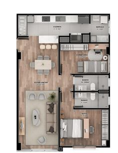 Home Design Floor Plans, Home Building Design, House Floor Plans, House Layout Plans, Small House Plans, House Layouts, Sims House Design, Small House Design, Design Your Own Home