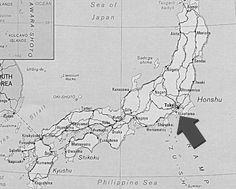 Yokosuka Japan. My home from 1979-1981.