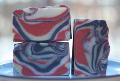 Patchouli Soap  Scented Homemade Bar Soap  by FaithSoapsAndLove