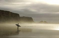 Watergate Bay Beach, Newquay, Cornwall