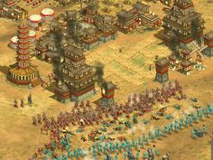 Rise of Nations, the best historical RTS IMO.