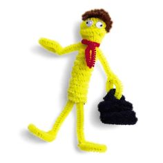 Pipe Cleaner Crafts: Peppy People  Making pipe cleaner humans is a snap. Fortunately for the pipe cleaner sculptor, pipe cleaners come in all colors -- just like people. Make a family of figures and dress them up any way you'd like.