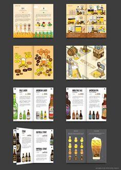 맥주 일러스트 북 <맥주도감> :: 텀블벅