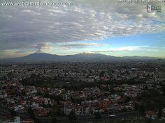Timelapse en la Ciudad de Puebla - webcamsdemexico.com