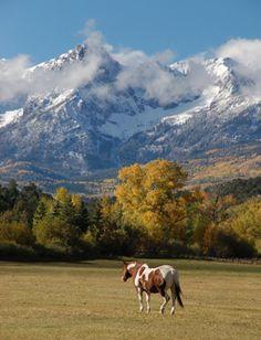 Ridgway, Colorado Copyright: John Coffman