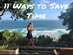 11 Ways to Save Time - Tips for working moms