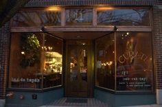 Curate Tapas Restaurant in Asheville, North Carolina