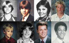 Back to school  Kurt Cobain, Anthony Kiedis, Billy Corgan, Taylor Hawkins, Layne Staley, Eddie Vedder, Scott Weiland & Tom Morello