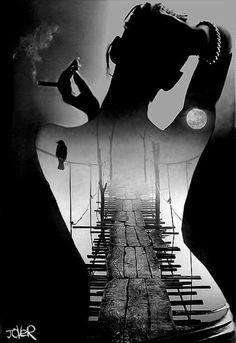 The bridge to my soul