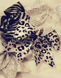 You can never have enough bows. <3