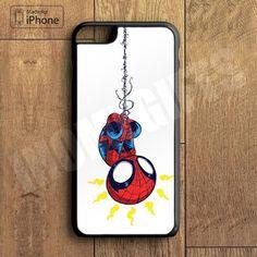 Spider Man Plastic Case iPhone 6S 6 Plus 5 5S SE 5C 4 4S Case Ipod Touch 6 5 4 Case
