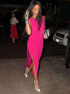 Rihanna+Gives+Us+a+Major+Reason+to+Wear+Pink+via+@WhoWhatWear