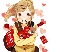 Resultado de imagen para anime kawaii