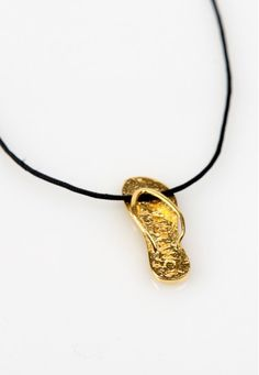 flip flop gold  #charm #vagrancylifestyle