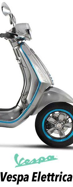 Vespa Elettrica - Electric Scooter