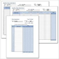 Student Planner Templates  Monthly Planning Pages A Calendar