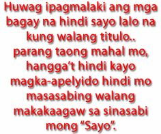 New Quotes Love Hurts Tagalog Ideas Love Sayings, Love Quotes Funny, Hurt Quotes, Best Love Quotes, Strong Quotes, New Quotes, Motivational Quotes, Love Quotes For Him Romantic, Romantic Words