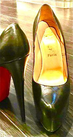 Louboutin Pumps, Christian Louboutin, Heels, Fashion, Heel, Moda, Fashion Styles, High Heel, Fashion Illustrations