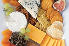 Festive Cheese and Paté Platter Recipe - Kraft Canada