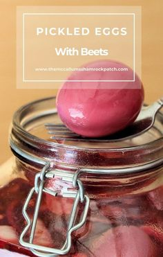 Beet Recipes, Sauce Recipes, Fun Recipes, Pickled Beets And Eggs, Southern Fried Cabbage, Homemade Ranch Dressing, Caraway Seeds, Smoked Bacon, Few Ingredients