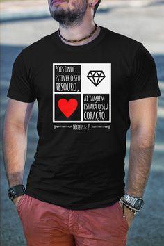 4cc7e660e7 45 melhores imagens de Camiseta Evangelica
